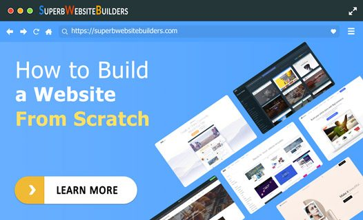Creating a Website from Scratch