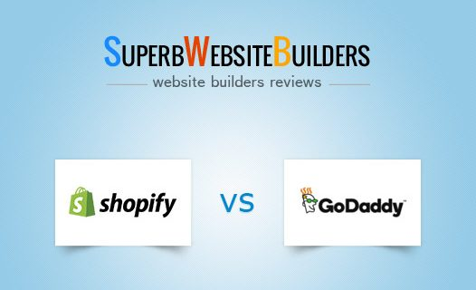 shopify vs godaddy