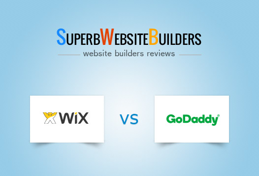 wix vs godaddy