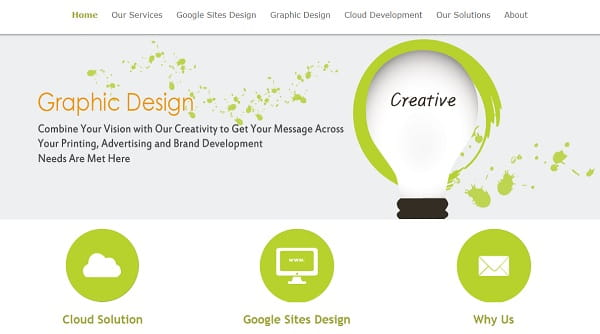 Google Sites Website Examples | Powered by Sites google com