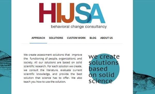 hijsa-bcc - screenshot of a website