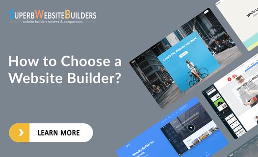 how to choose a website builder