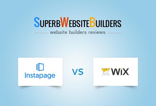 instapage vs wix