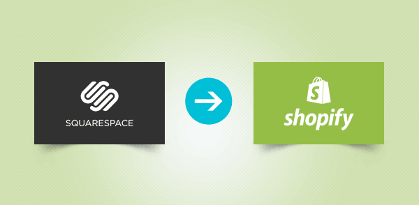 Order Squarespace to Shopify migration