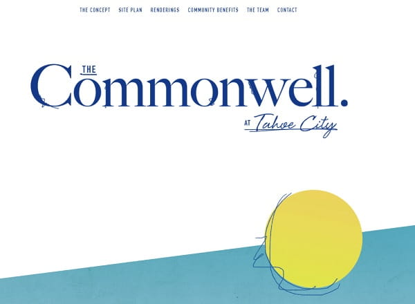 The Commonwell at Tahoe City