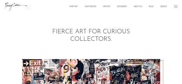 Fiercely Curious