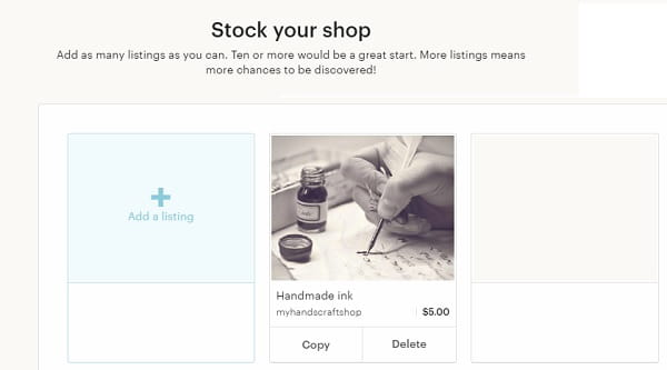 How To Add a Product to Etsy