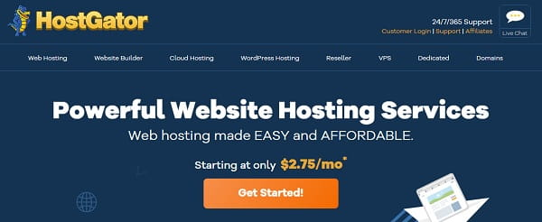 HostGator – Global Provider of Hosting and Related Services