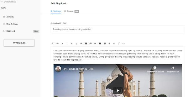 Pixpa Blog