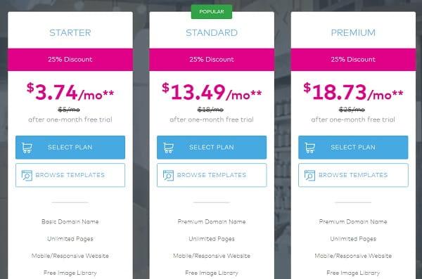 Vistaprint Pricing