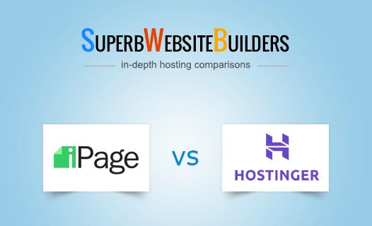 ipage vs hostinger