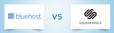 Squarespace vs Bluehost