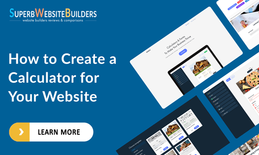 How to Create a Calculator for Your Website