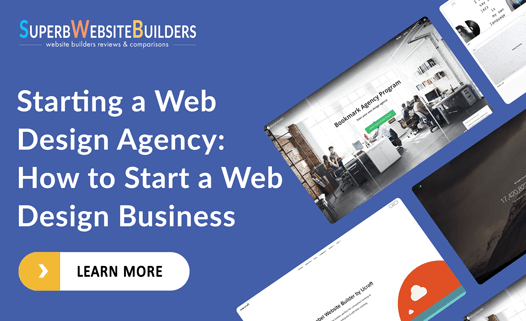 starting a web design agency