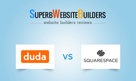 duda vs squarespace