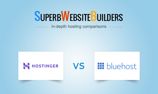 hostinger vs bluehost