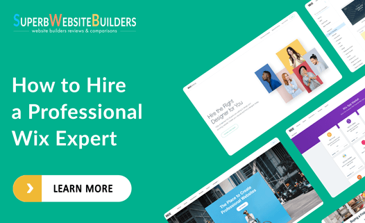 How to Hire a Professional Wix Expert