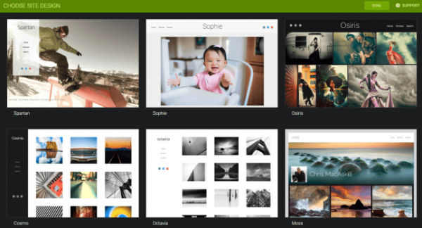 SmugMug Review | Ease of Use, Pricing, Features, Designs