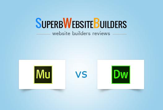 Adobe Muse vs Dreamweaver | Head-to-Head Comparison