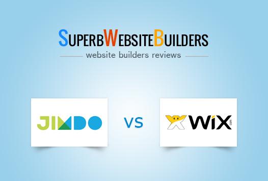 Jimdo vs WWix