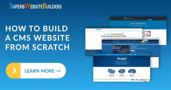 How to Build a CMS Website from Scratch