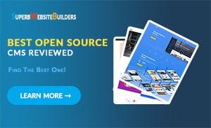Best Open Source CMS Reviewed