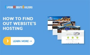 How to Find Out Website's Hosting