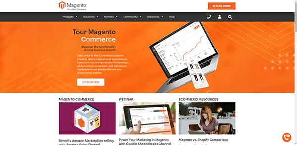 Magento - World's #1 eCommerce Platform for Online Store
