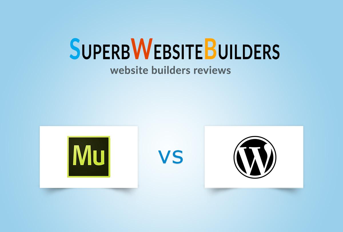Adobe Muse vs Wordpress | Head-to-Head Comparison