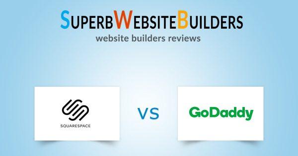 Squarespace vs Godaddy Website Builder