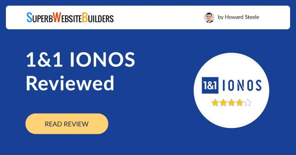 1 and 1 IONOS review