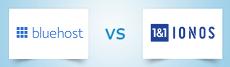 Bluehost vs 1&1