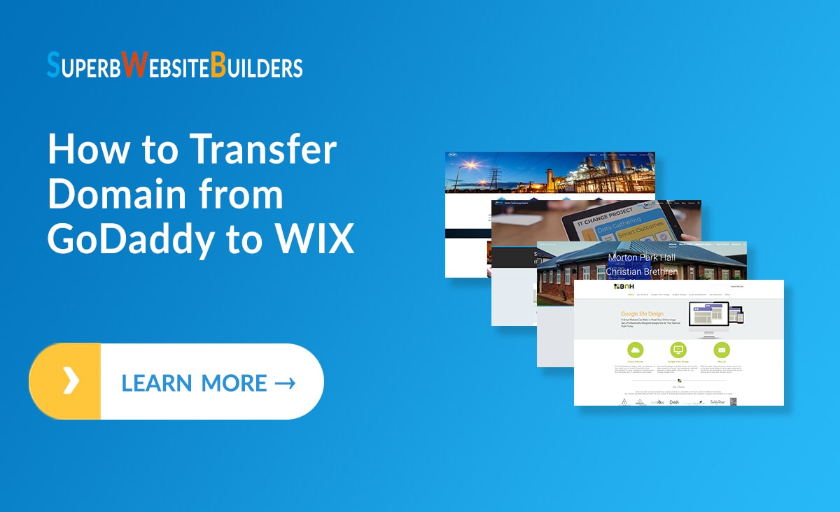 How to Transfer Domain from GoDaddy to Wix - Step-by-Step Guide