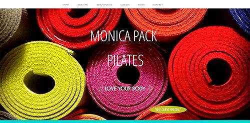 Monicapackpilates.com