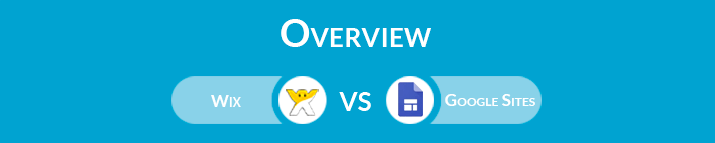 Wix vs Google Sites: Overview