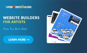 Best Website Builders for Artists