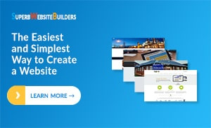 The Easiest and Simplest Way to Create a Website