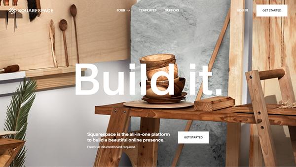 Squarespace – Web Builder to Make a Responsive Website