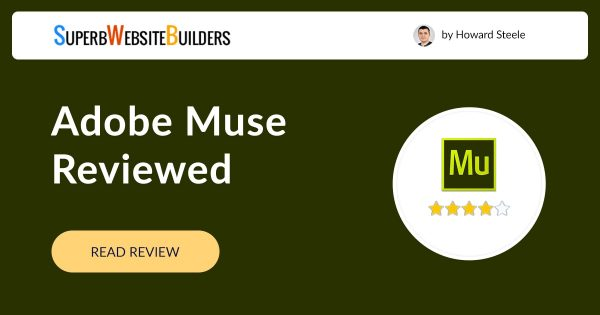 Adobe Muse review