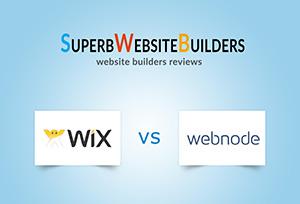 Wix vs Webnode