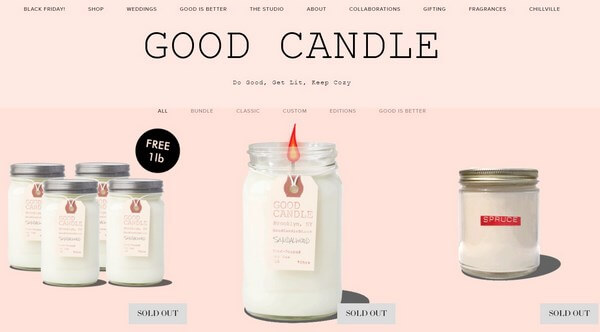 Good Candle
