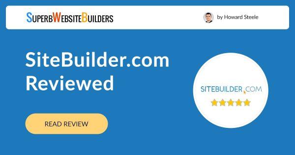 SiteBuilder.com Review