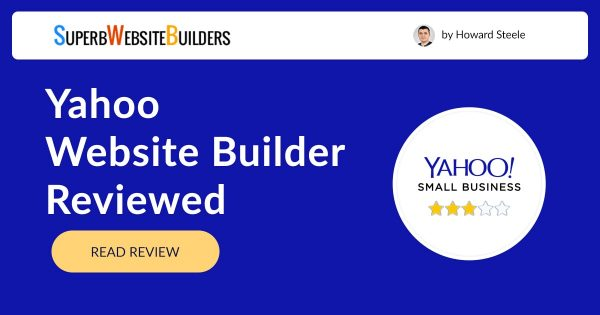 Yahoo Website Builder Review