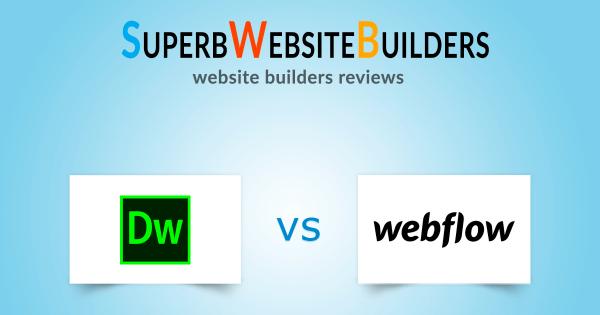 Dreamweaver vs Webflow