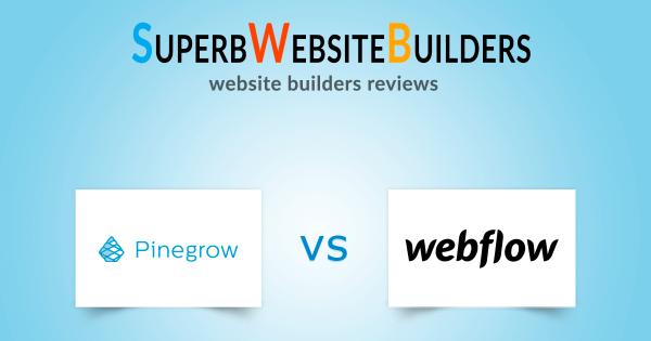 Pinegrow vs Webflow