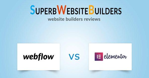 Webflow vs Elementor