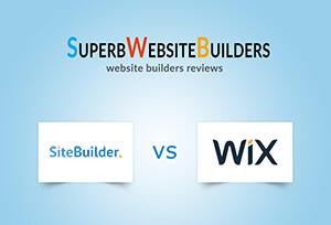 Sitebuilder.com vs Wix