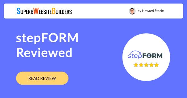 stepFORM Review