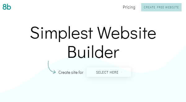 8b - Easy Site Builder for Nonprofit Organizations