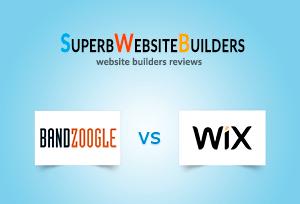 Bandzoogle vs Wix
